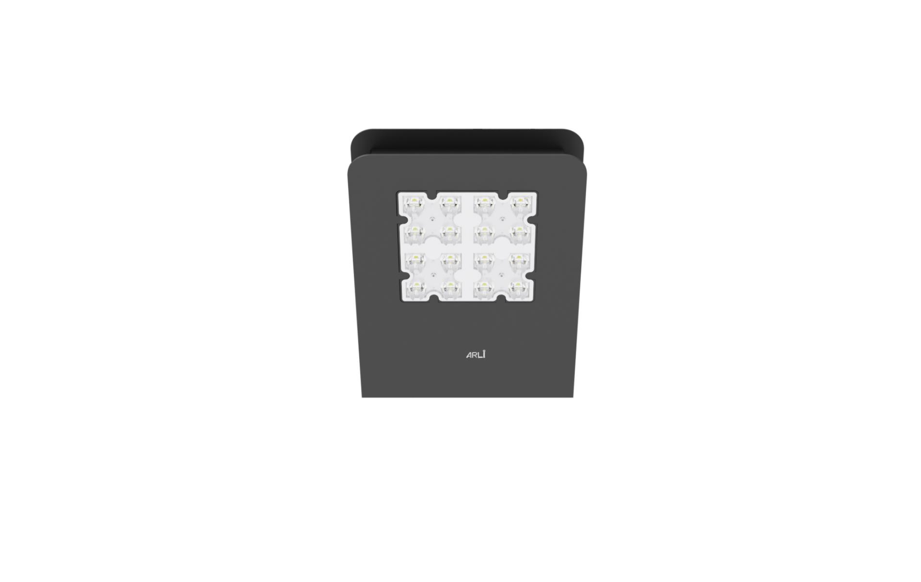 Fasádne svietidlo IP65 ARLI BONO