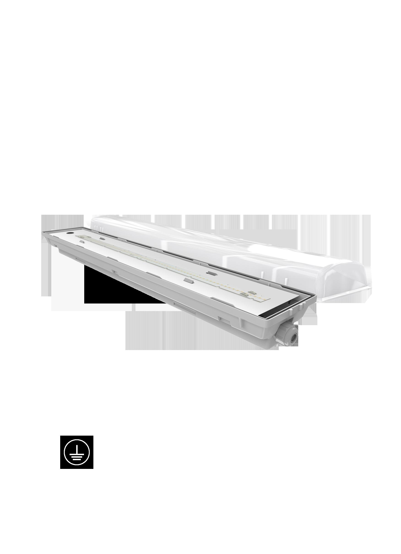 Priemyselne svietidlá IP 65