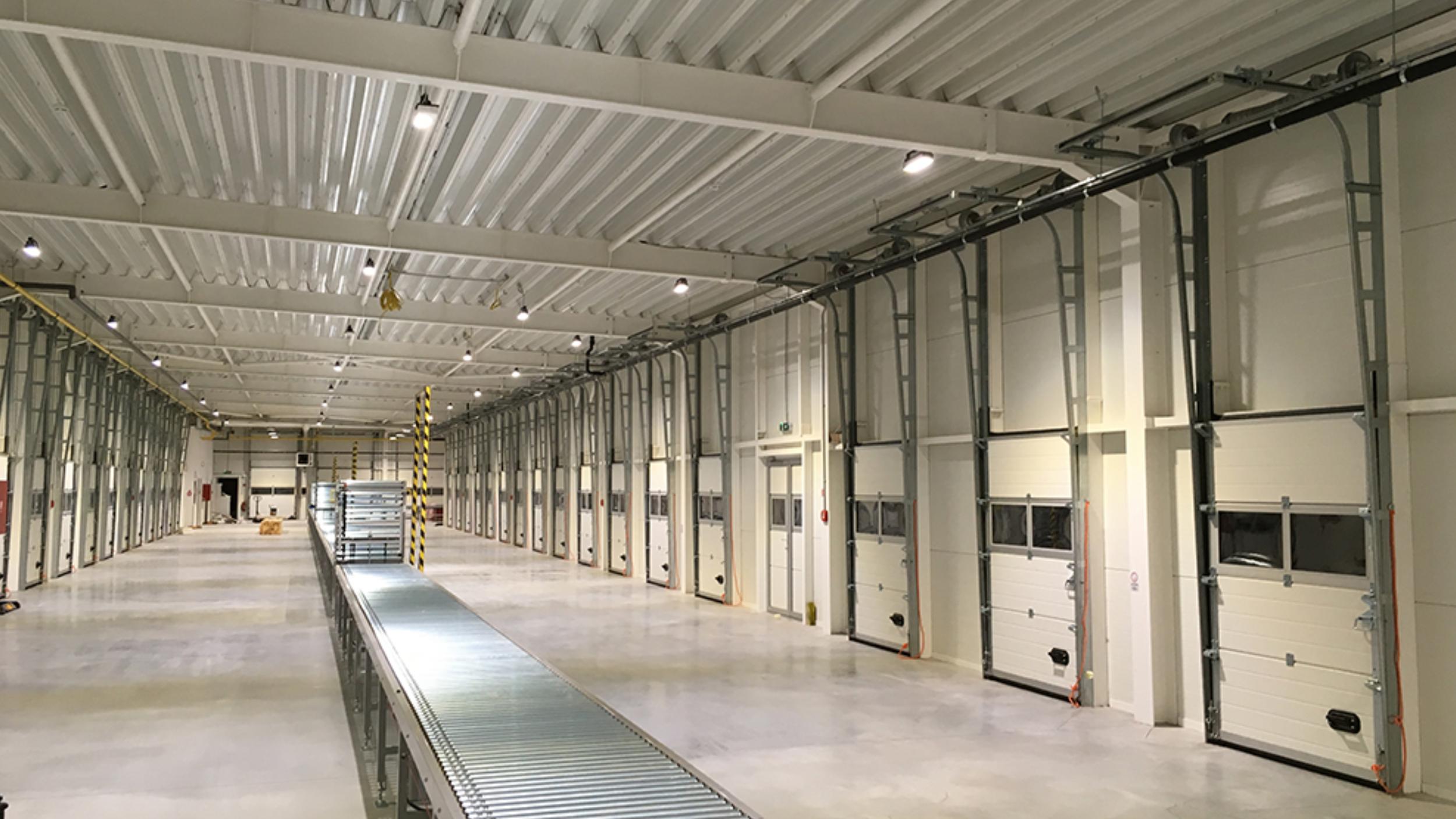 logistické centrum lužianky
