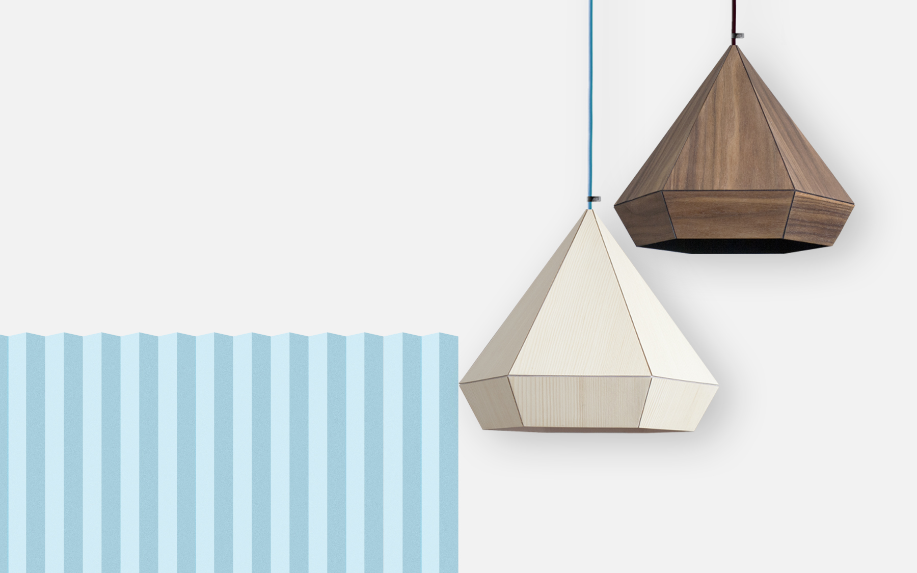 Pendant light ARLI Origami