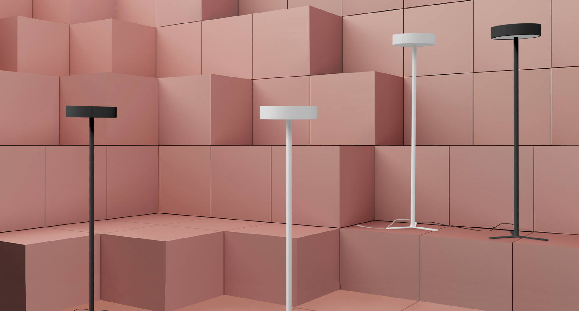Stojanové lampy ARLI Stan